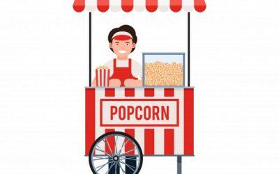 Everyone loves Popcorn!